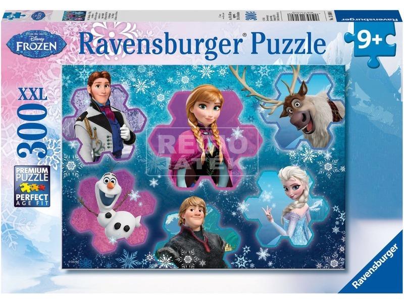 Jégvarázs 300 darabos XXL puzzle