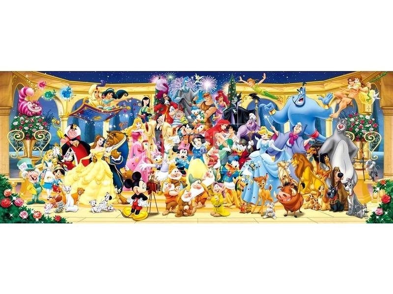 kép nagyítása Disney csapat 1000 darabos puzzle