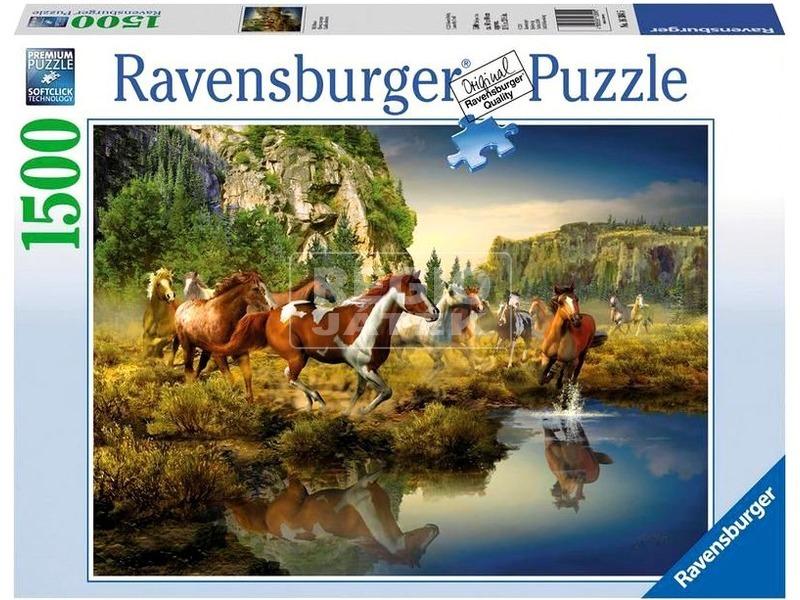 Vadlovak 1500 darabos puzzle