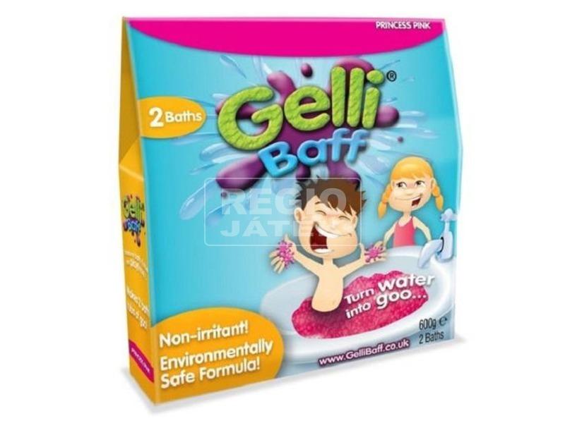 Gelli Baff fürdőzselé - 600 g, többféle