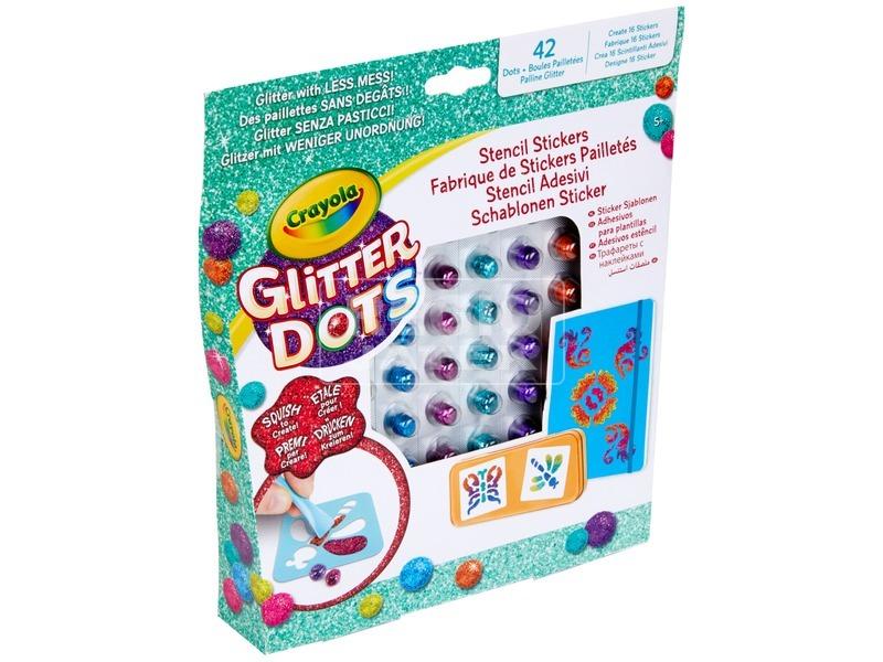 Glitteres Dekorgyöngyök: Csodás minták készlet