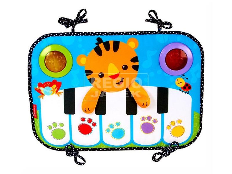 Fisher-Price puha kiságy zongora