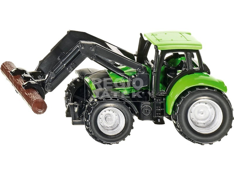 Siku Deutz traktor rakodóval 1:87 - 1380