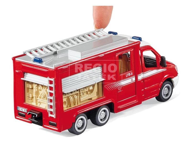 kép nagyítása SIKU Mercedes-Benz Sprinter furgon 1:50 - 2113