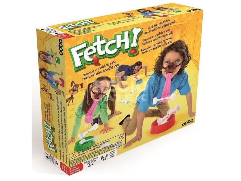 Fetch társasjáték GRY