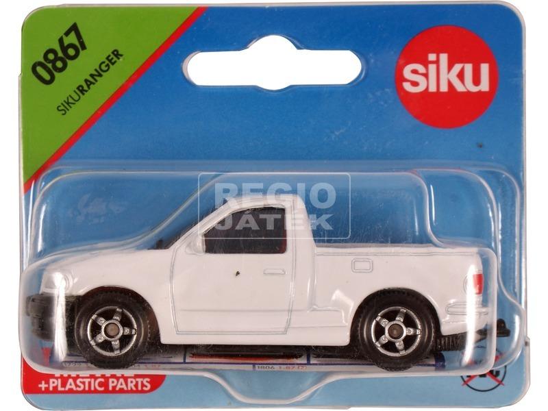 Siku: Ranger pickup teherautó 1:55 - többféle