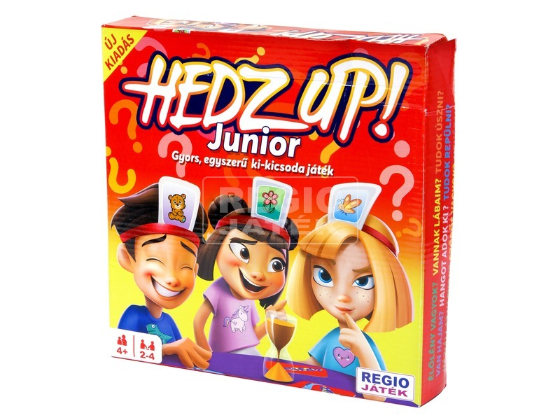 Hedz Up Junior társasjáték