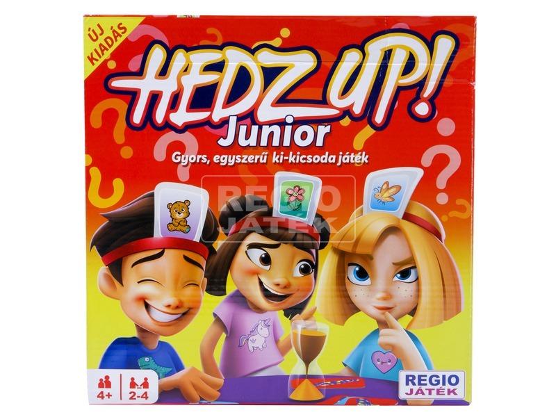 kép nagyítása Hedz Up Junior társasjáték