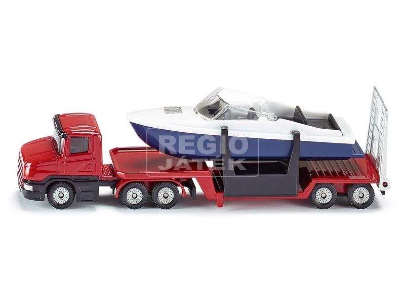 Siku: Kamion motorcsónakkal 1:87