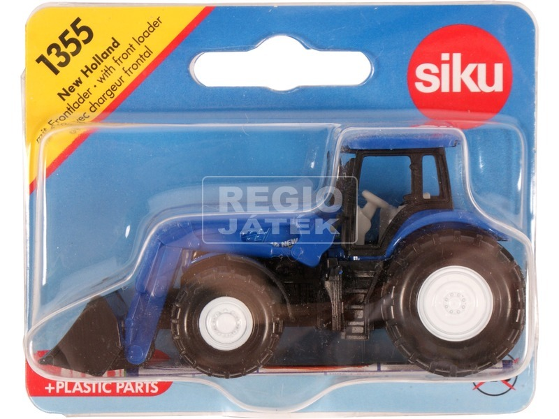 Siku: New Holland traktor 1:72