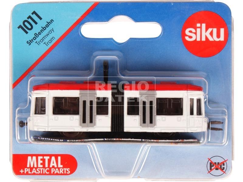kép nagyítása SIKU Városi villamos 1:87 - 1011