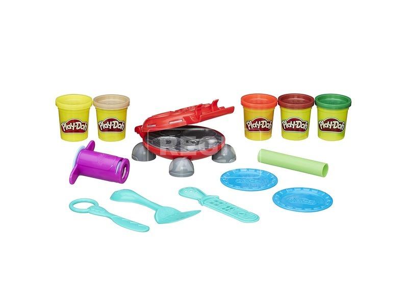 kép nagyítása Play-Doh hamburger sütöde gyurmakészlet