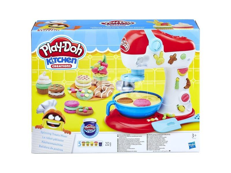 Play-Doh konyhai robotgép gyurmakészlet