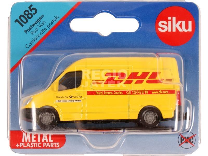 Siku: Mercedes-Benz DHL furgon 1:55