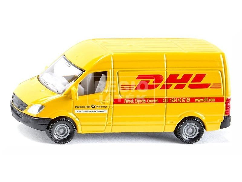 kép nagyítása Siku: Mercedes-Benz DHL furgon 1:55