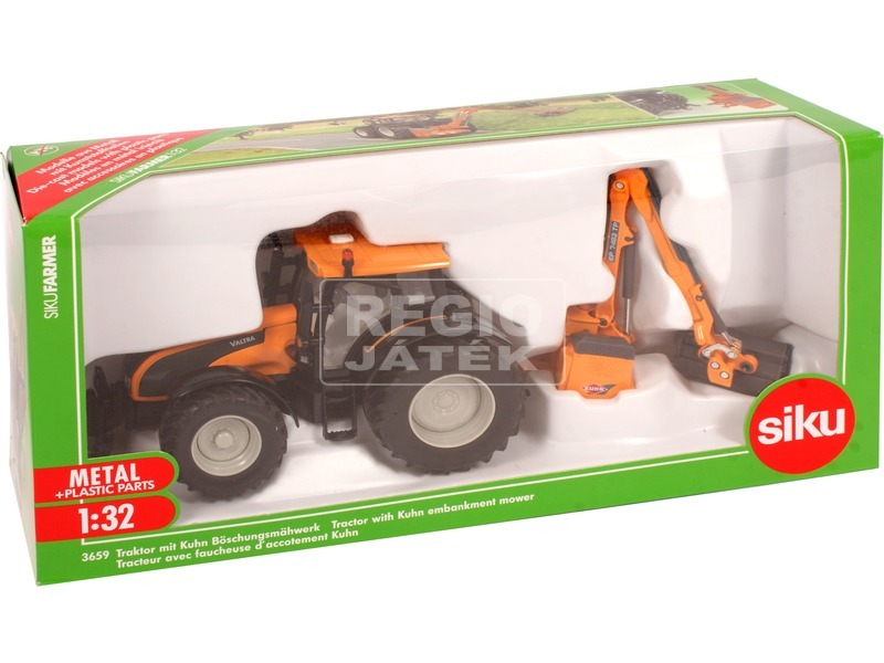 Traktor földgyaluval