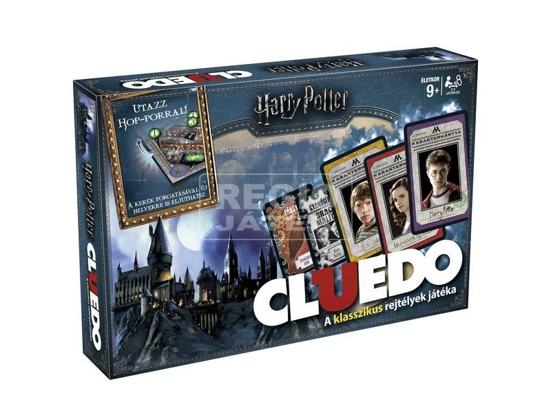 Harry Potter Cluedo társas C