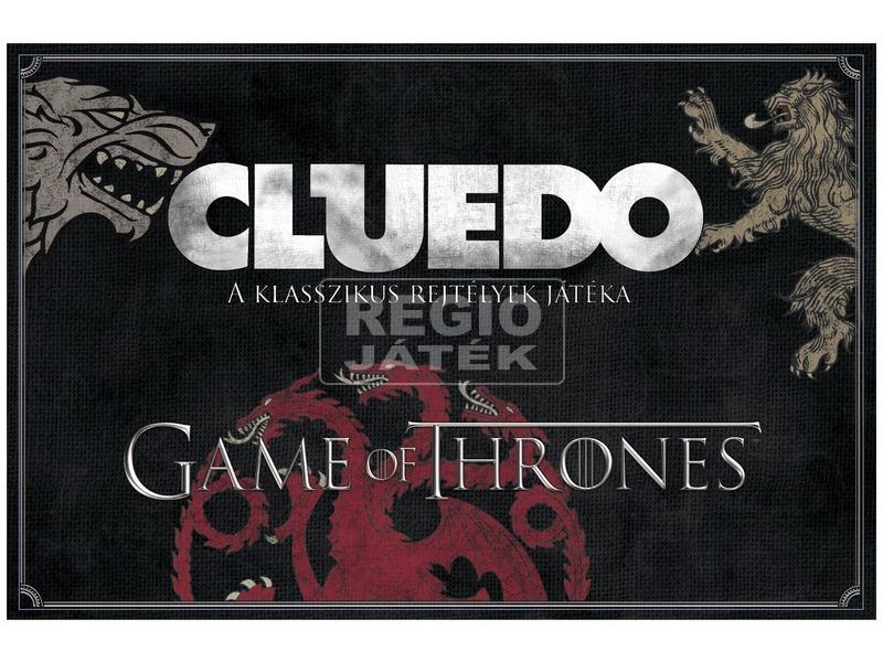 Cluedo: Trónok Harca társasjáték