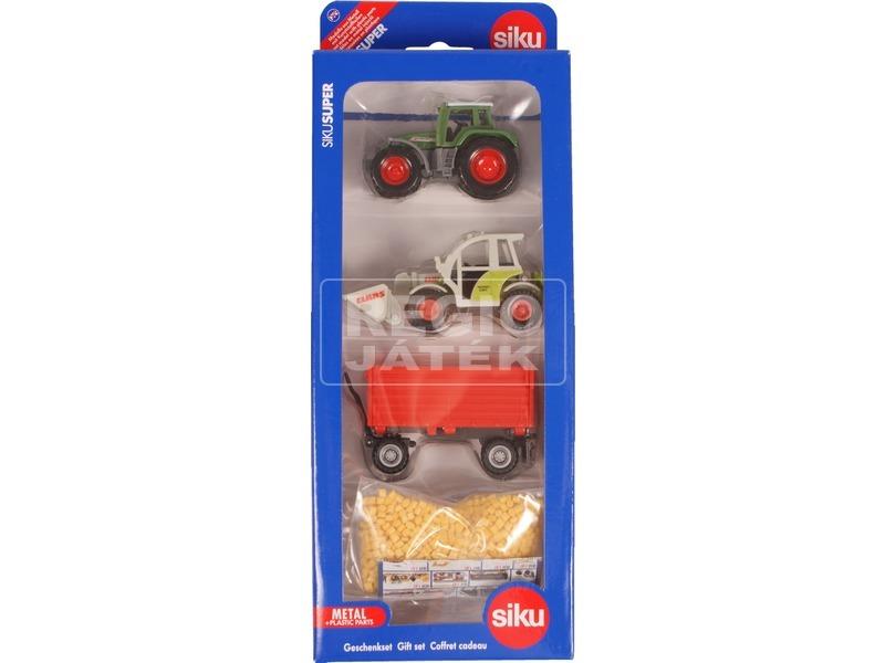 Siku: Mezőgazdasági munkagép készlet 1:87