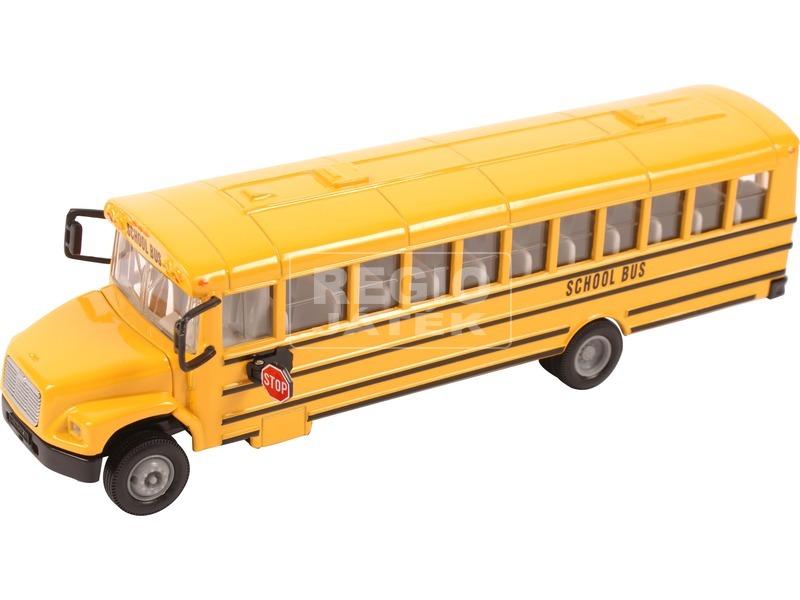 kép nagyítása SIKU Amerikai iskolabusz 1:55 - 3731