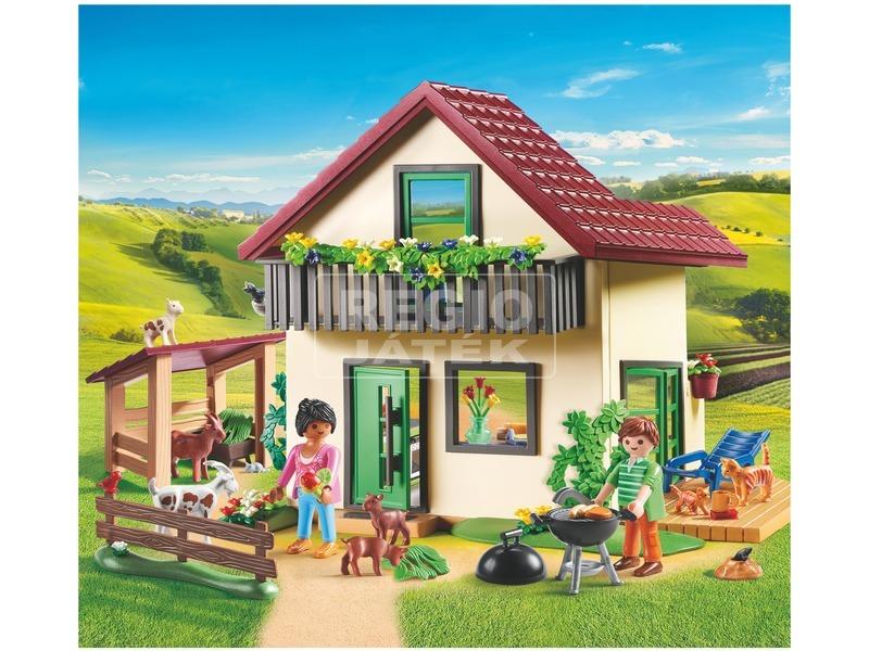 kép nagyítása Playmobil Vidéki házikó 70133