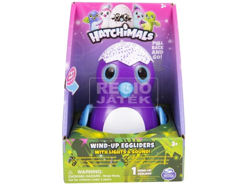 Hatchimals felhúzható tojás, zenél, világít