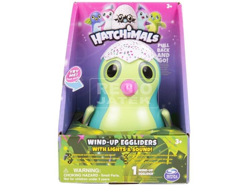 kép nagyítása Hatchimals felhúzható tojás, zenél, világít