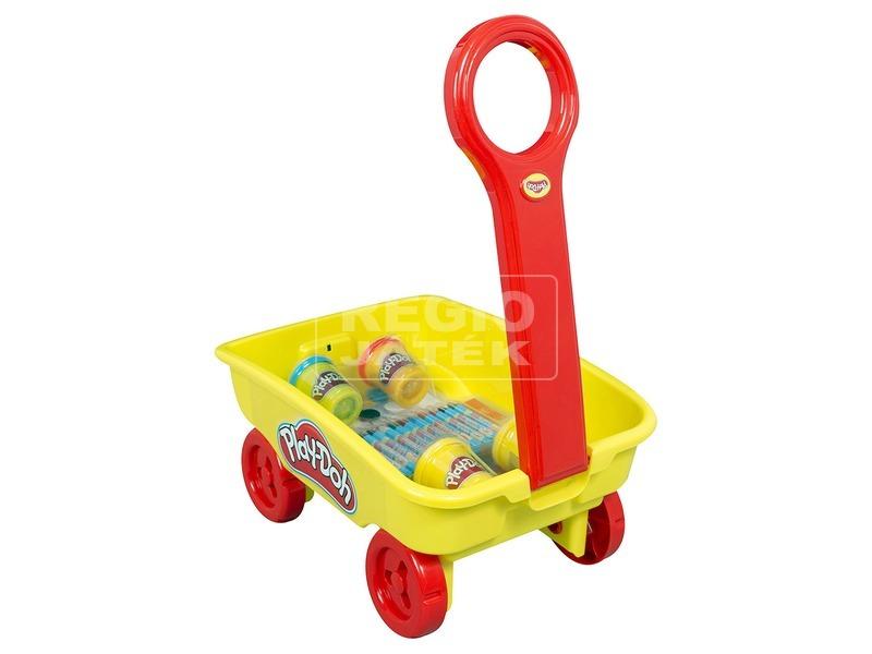 Play Doh húzható kiskocsi gyurmakészlet