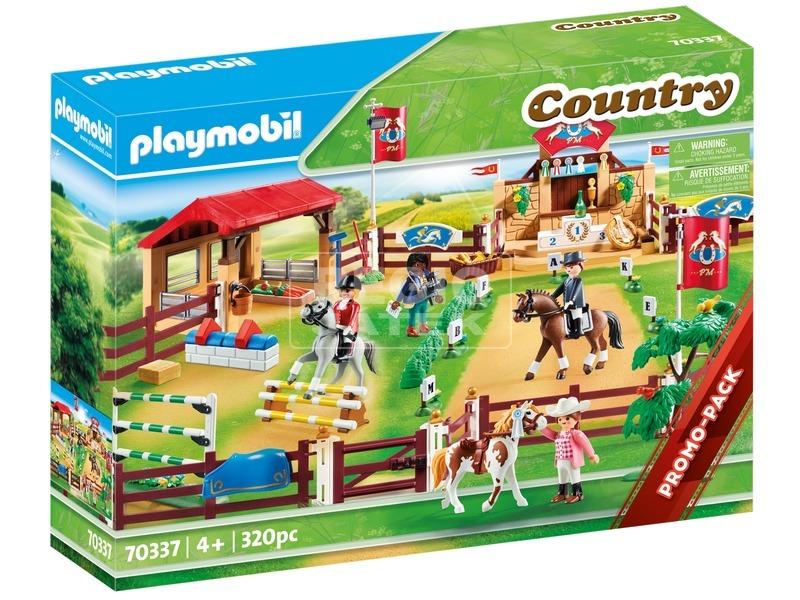 Playmobil Nagy lovaglópálya 70337