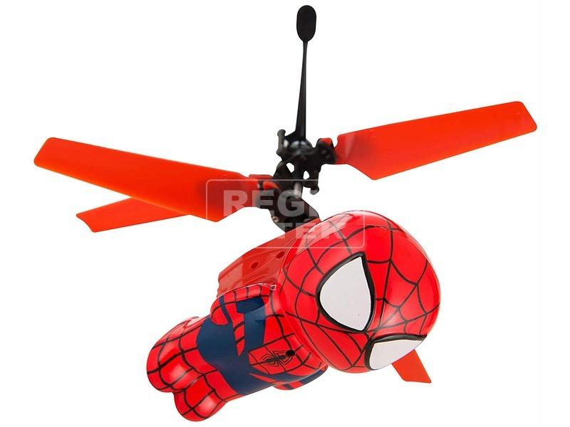 kép nagyítása Pókember Heliball repülő helikopter figura