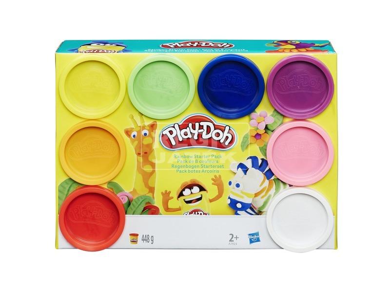 Play-Doh szivárvány gyurma kezdőkészlet