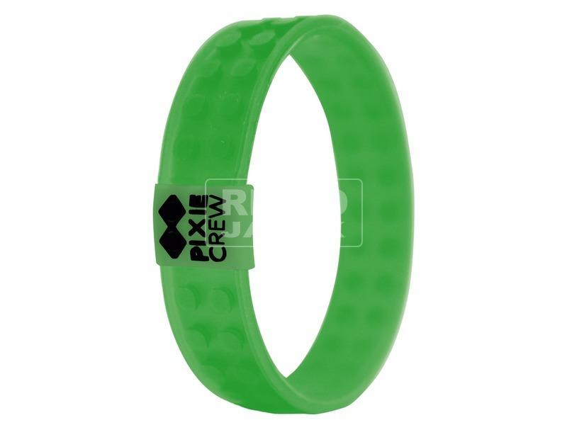 Pixie barátság karkötő - zöld