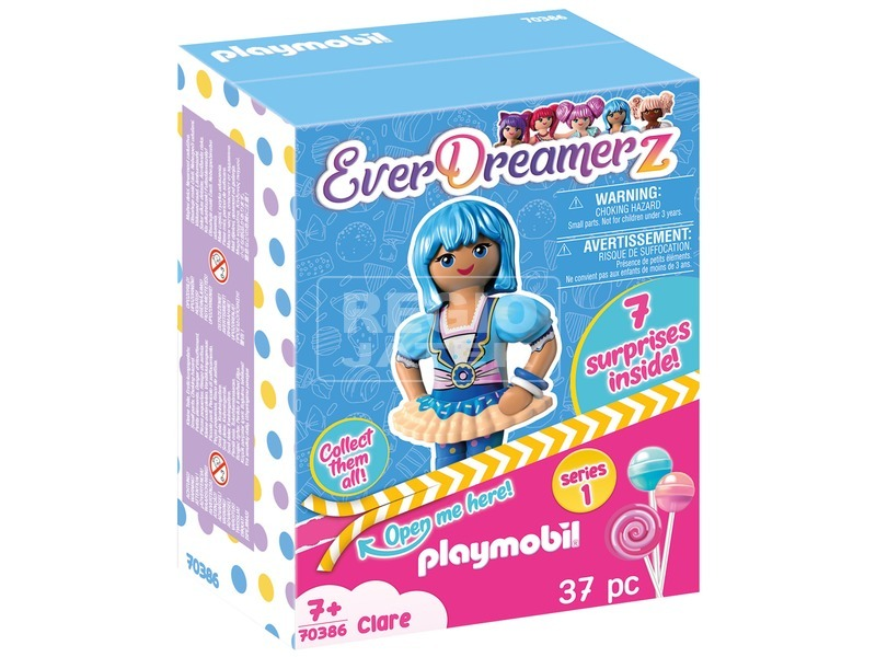 Playmobil EverDreamerz Clare 70386