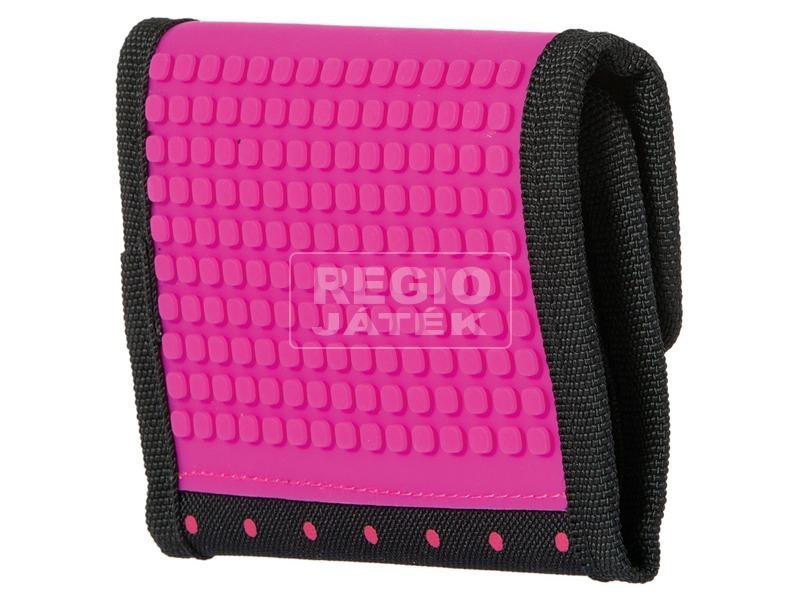 kép nagyítása Pixie pénztárca - rózsaszín, pöttyös