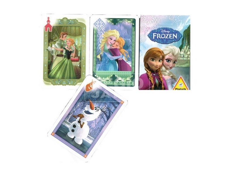 kép nagyítása Jégvarázs kártyajáték