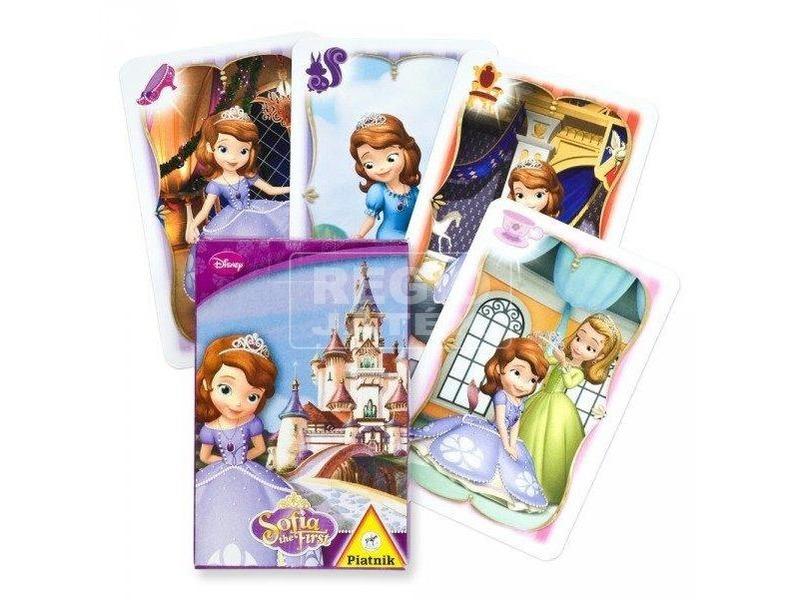 kép nagyítása Szófia hercegnő kártyajáték