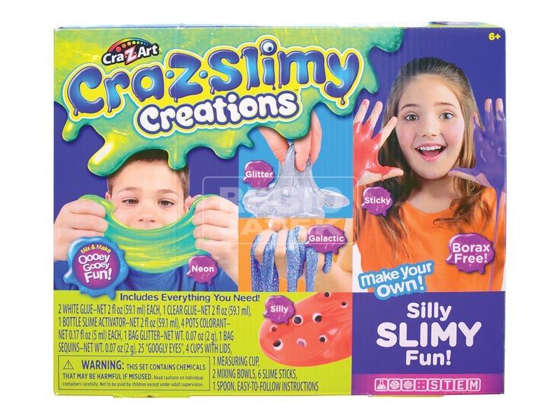 Óriás Slimy gyár készlet
