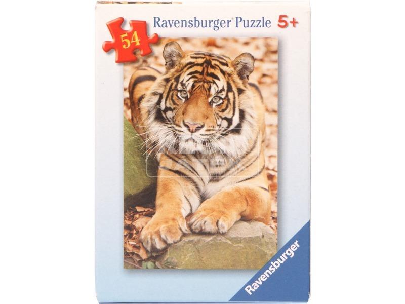 kép nagyítása Állatkölykök 54 darabos miniatűr puzzle - többféle