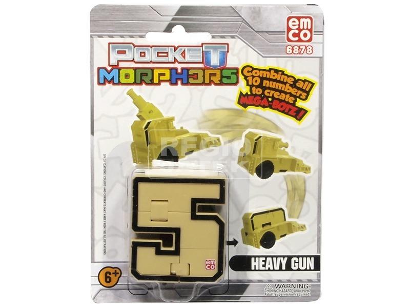 Pocket Morphers figura PMO