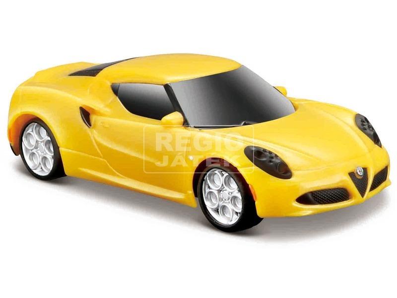 kép nagyítása Maisto Tech 1 /43 Alfa 4C autó