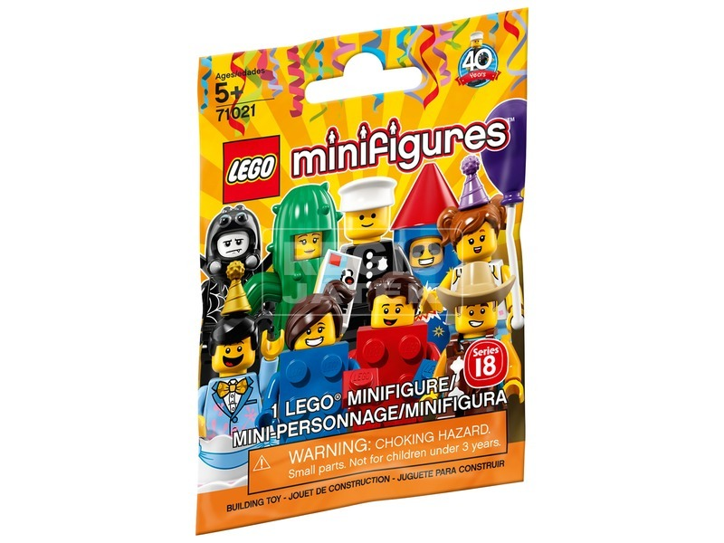 LEGO Minifigures 71021 18. széria