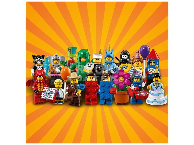 kép nagyítása LEGO Minifigures 71021 18. széria