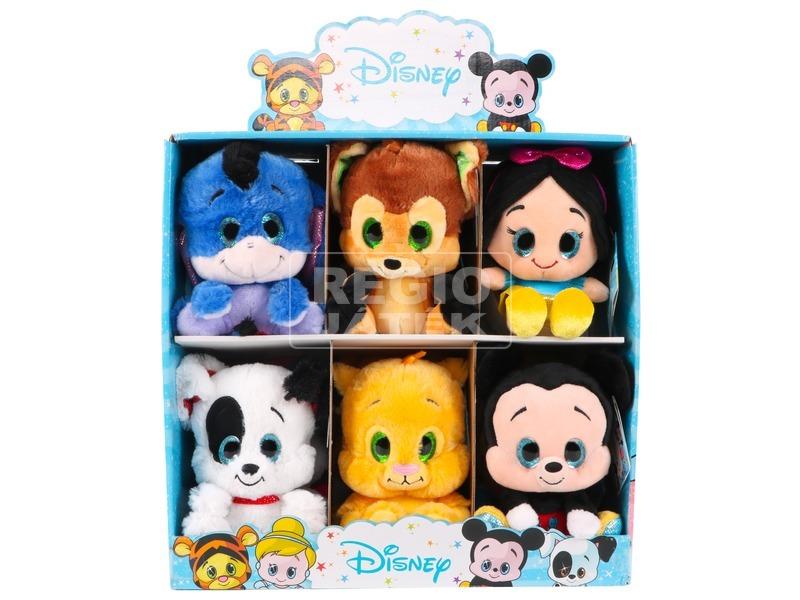 kép nagyítása Glitsies 2 Disney plüssfigura - 15 cm, többféle