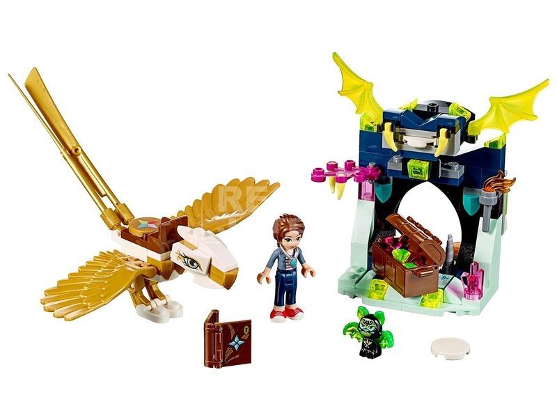 kép nagyítása LEGO Elves 41190 Emily Jones szökése a sassal