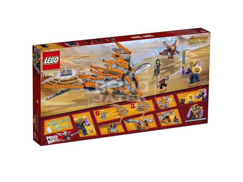 kép nagyítása LEGO® Super Heroes Thanos végső ütközet 76107