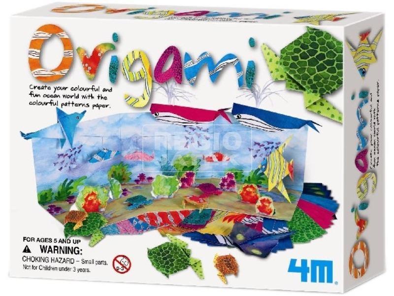 4M halas origaimi készlet