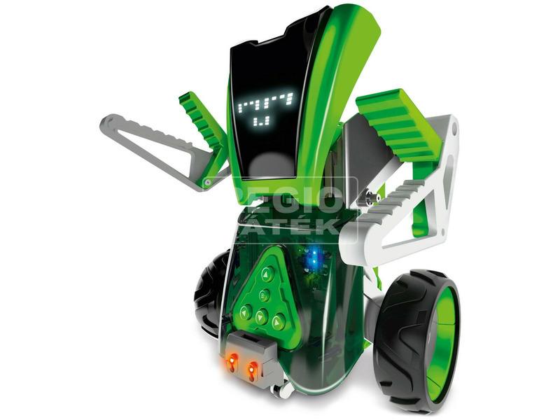 Mazzy - Szerelhető 2IN1 robot