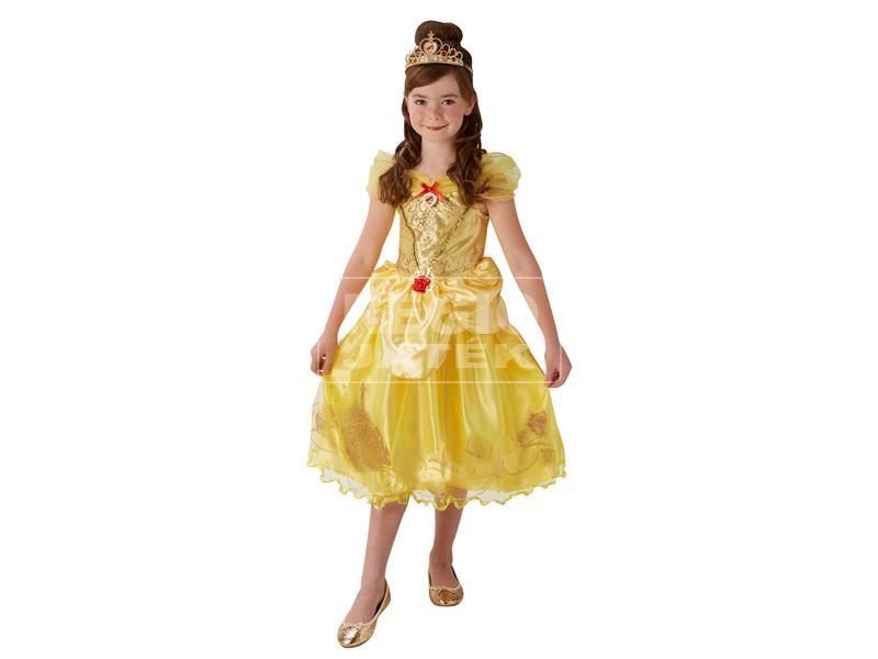 Belle hercegnő jelmez - 128 cm