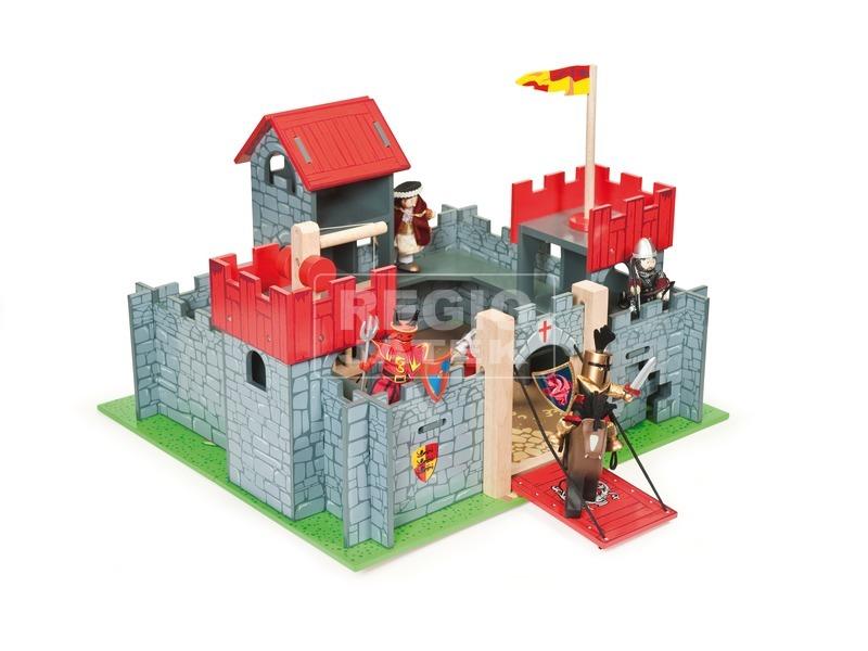 kép nagyítása Le Toy Van: Camelot fa lovagvár