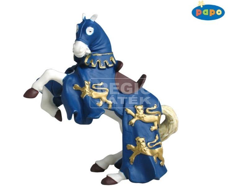 Papo kék Richard király lova 39339